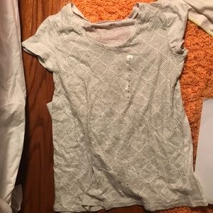 soft comfy t-shirt with tags